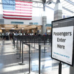 """T.F. GREEN was voted No. 2 in USA Today's Readers' Choice Awards for """"Best Small Airport.""""/ PBN FILE PHOTO/MIKE SKORSKI"""