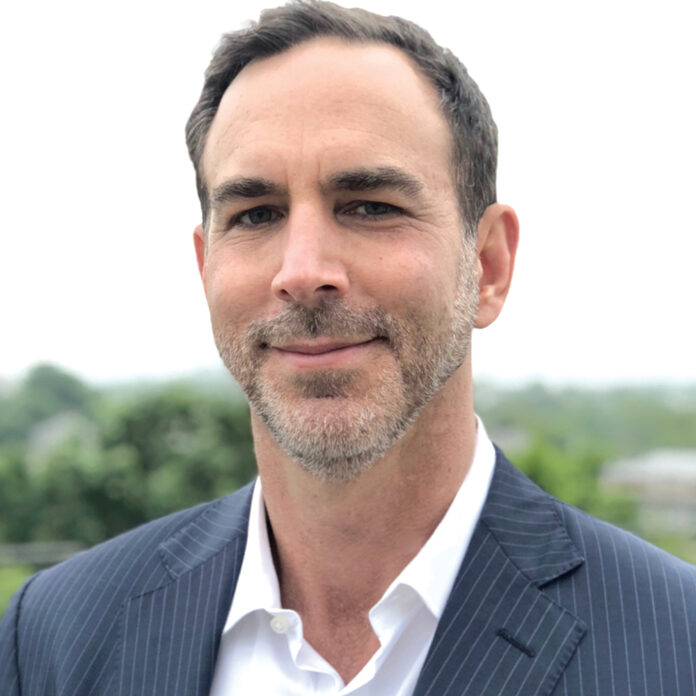 RAISING AWARENESS: Bruce Richman, founder of the Prevention Access Campaign to combat the stigma of HIV and raise awareness of the success of HIV treatment, will speak at AIDS Project Rhode Island's 35th anniversary gala at the Providence G on Feb. 20.  / COURTESY AIDS PROJECT RHODE ISLAND