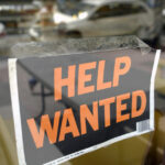 U.S. JOB OPENINGS declined 561,000 to 6.8 million in November. / BLOOMBERG NEWS FILE PHOTO/MIKE FUENTES