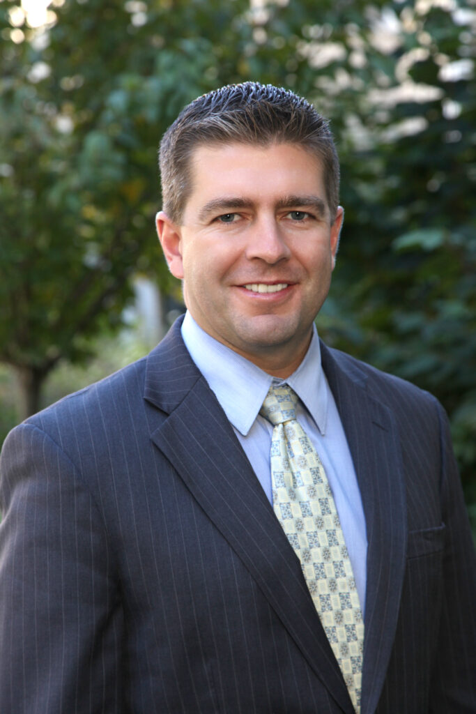 MATTHEW TRIMBLE has been appointed President and CEO of Saint Elizabeth Community. / COURTESY SAINT ELIZABETH COMMUNITY