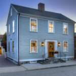 THE PROPERTY at 42 Walnut St., Newport, has sold for $1.9 million. / COURTESY HOGAN ASSOCIATES