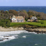 THE PROPERTY at 41 Ledge Road, Newport has sold for $9.4 million. / COURTESY LILA DELMAN REAL ESTATE