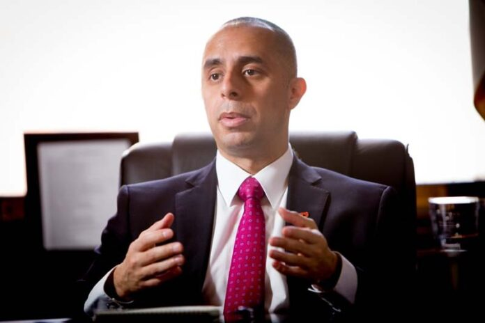 PROVIDENCE MAYOR JORGE O. ELORZA touted the accomplishments his administration has overseen in his