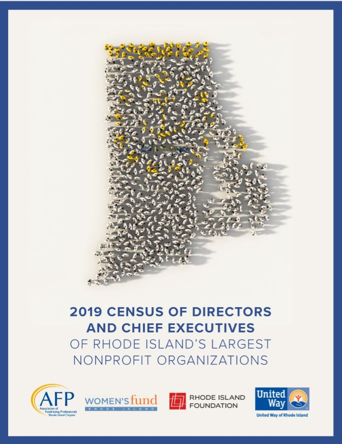 A NEW REPORT found significant gaps regarding women and people of color holding leadership positions for Rhode Island's 150 largest nonprofit organizations.