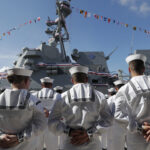 THE U.S. NAVY is releasing a strategy that describes plans to overhaul its approach to education because the nation no longer has a massive economic and technological edge over potential adversaries. / AP FILE PHOTO/LYNNE SLADKY