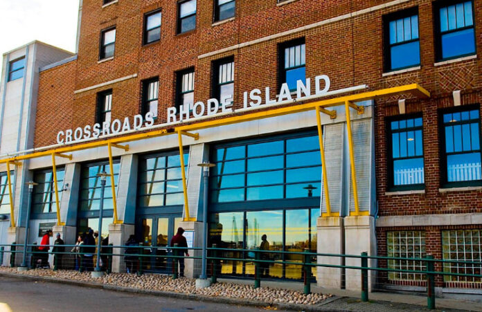 CROSSROADS RHODE ISLAND has implemented new initiatives, including health screenings via questionnaire and having case managers speak with sheltered individuals over the phone, during the ongoing COVID-19 pandemic. / COURTESY CROSSROADS RHODE ISLAND