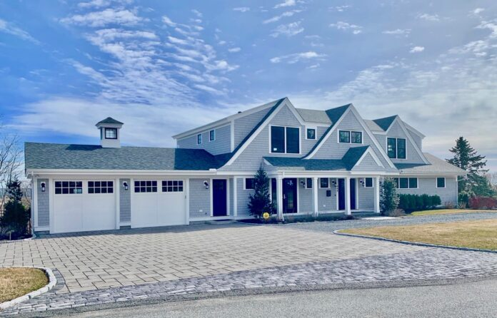 THE PROPERTY AT 444 Purgatory Road in Middletown was sold for $3.6 million. / COURTESY HOGAN ASSOCIATES
