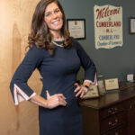 Elizabeth Catucci last September was named CEO and president of the Northern Rhode Island Chamber of Commerce. She succeeded longtime Chamber leader John C. Gregory. The former director of marketing and business development for PKF O'Connor Davies LLP, Catucci also served on the Chamber's board of directors for four years. / PBN PHOTO/MICHAEL SALERNO