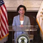 RHODE ISLAND had 488 known cases of COVID-19 as of Tuesday afternoon, according to Gov. Gina M. Raimondo. / COURTESY OFFICE OF THE GOVERNOR