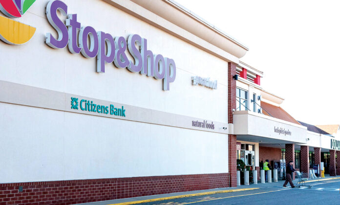 STOP & SHOP SUPERMARKETS is donating $1 million to 13 food banks in the northeast, including $100,000 to the Rhode Island Community Food Bank, to combat the COVID-19 pandemic. / PBN FILE PHOTO/MICHAEL SALERNO
