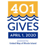 UNITED WAY OF RHODE Island will hold its inaugural 401Gives Day April 1, with the goal to raise $1 million for nonprofits in the Ocean State.