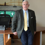 Keith Kelly has lived and worked in Rhode Island for more than 25 years and has nearly 35 years of experience in the banking industry. He joined Citizens Bank 10 years ago and became state president of the Rhode Island-based, super-regional bank in 2017. / PBN PHOTO/MIKE SKORSKI