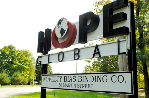 MANUFACTURER Hope Global temporarily closed its Cumberland facility after some workers tested positive for COVID-19.
