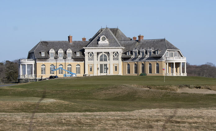 THE 2020 U.S. SENIOR OPEN, which was scheduled to be held at the Newport Country Club, has been cancelled due to COVID-19. / PBN FILE PHOTO/DAVE HANSEN