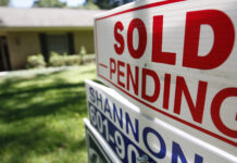 RHODE ISLAND's home price index increased 4.9% year over year in February. / AP FILE PHOTO/ROGELIO C. SOLIS