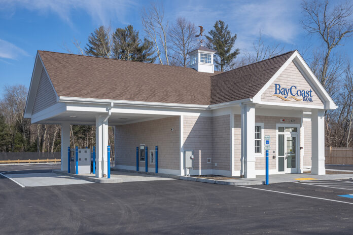 WILLING PARTICIPANT: BayCoast Bank is one of lenders with a local presence that has begun accepting and processing applications for the U.S. Small Business Association's Paycheck Protection Program. / COURTESY BAYCOAST BANK