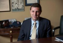 R.I. GENERAL TREASURER Seth Magaziner penned a letter to Rhode Island's lenders, urging them to process Paycheck Protection Program loan applications for all qualified small businesses in Rhode Island, not just for existing customers. / PBN FILE PHOTO/MICHAEL SALERNO