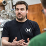 NEWPORT CRAFT BREWING & Distilling Co. will have a portion of its beer and spirits sales benefiting the Rhode Island Hospitality Employee Relief Fund to help hospitality workers who have been displaced due to the COVID-19 pandemic. CEO Brendan O'Donnell, pictured, said the current impact on the hospitality industry as a result of the pandemic has been 'devastating.' / COURTESY NEWPORT CRAFT BREWING & DISTILLING CO.