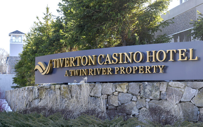 BOTH OF TWIN RIVER's casinos on Rhode Island will open in an invitation-only, limited fashion starting June 8. / PBN FILE PHOTO/DAVE HANSEN