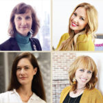 BUILDING ­SUCCESS: From top left, clockwise, Laurel Delaney, Betsy Mikesell, Angie White and Sonat Birnecker Hart will host a June 4 webinar to discuss how to build a successful business. / COURTESY LAUREL DELANEY, BETSY MIKESELL, ANGIE WHITE, SONAT BIRNECKER HART
