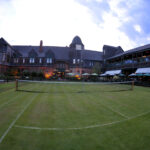 THE INTERNATIONAL TENNIS Hall of Fame has canceled the 2020 Hall of Fame Open and delayed this year's induction ceremony to 2021. / PBN FILE PHOTO/MIKE SKORSKI