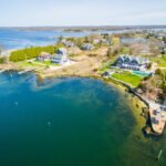 THE PROPERTY AT 33 Bay Street in Westerly has sold for $10.4 million. / COURTESY MOTT AND CHANCE SOTHEBY'S INTERNATIONAL REALTY