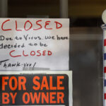 U.S. JOBLESS CLAIMS rose nearly 3.2 million last week. / AP FILE PHOTO/ PAUL SANCYA