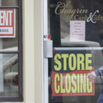 UNEMPLOYMENT INSURANCE filings increased 582 day to day in Rhode Island on Tuesday. / AP FILE PHOTO/TONY DEJAK