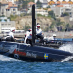 AMERICA'S CUP teams are returning to practice after two months of shutdown due to the COVID-19 pandemic. / AP FILE PHOTO/FRANCISCO SECO