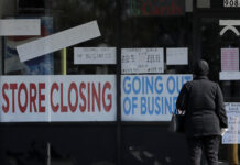 RHODE ISLAND filings for unemployment benefits increased 1,185 on Wednesday. / AP FILE PHOTO/NAM Y. HUH