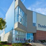 THUNDERMIST HEALTH CENTER is one of several health centers receiving federal funding to expand the state's COVID-19 testing capacity. / COURTESY THUNDERMIST HEALTH CENTER