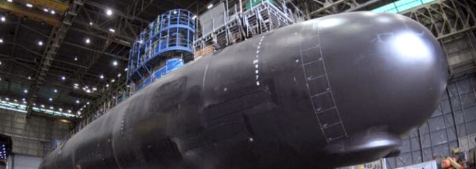 THE U.S. NAVY has announced a proposed contract with General Dynamics Electric Boat for $9.5 billion to build the first two next-generation Columbia-class submarines. / COURTESY GENERAL DYNAMICS ELECTRIC BOAT