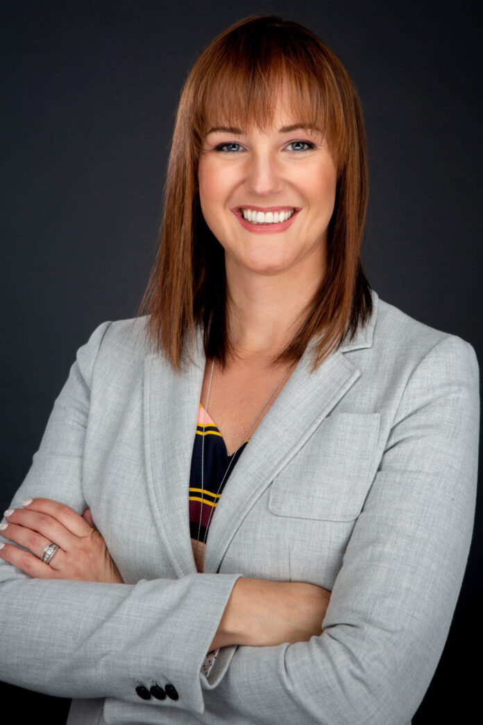 PROTECT AND GROW: Ashley Micciche, CEO of True North Retirement Advisors, on July 2 will host a forum about protecting and growing your business during a pandemic.  / COURTESY ASHLEY MICCICHE