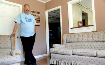 CONCERNED: Paul Adam, a longtime American Cancer Society volunteer, worries about the impact of the COVID-19 health crisis on cancer treatment. His twin brother, Peter Adam, was diagnosed with leukemia shortly after the virus appeared in Rhode Island. / PBN PHOTO/ELIZABETH GRAHAM