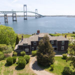 THE PROPERTY at 98 Bay View Drive in Jamestown was sold for $3.2 million. / COURTESY ISLAND REALTY