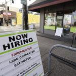 U.S. JOBLESS CLAIMS totaled 1.5 million last week. / AP FILE PHOTO/ELAINE THOMPSON