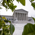 THE U.S. SUPREME COURT issued a decision Monday that protects gay, lesbian and transgender people from discrimination in employment under Title VII. / AP FILE PHOTO/J. SCOTT APPLEWHITE