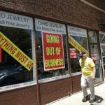 U.S. JOBLESS CLAIMS totaled 1.48 million last week. / AP FILE PHOTO/NAM Y. HUH