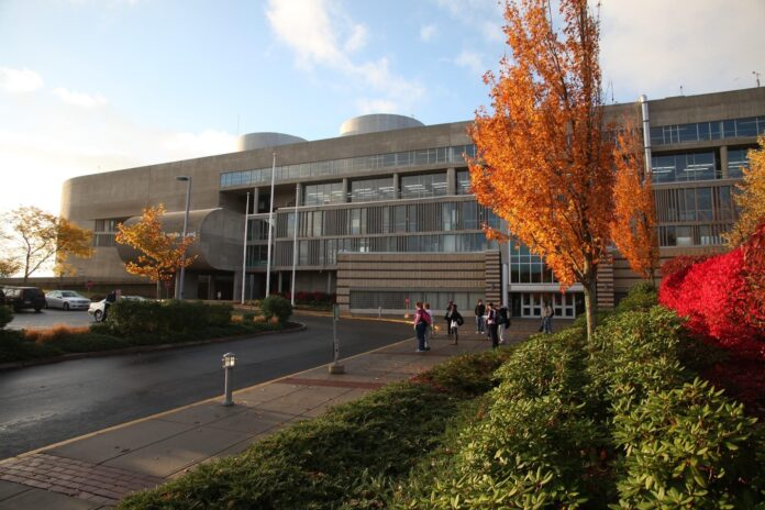 COMMUNITY COLLEGES, such as the Community College of Rhode Island, pictured, could see increased enrollment next fall during the COVID-19 pandemic, according to a new report released Monday by research group Eduventures. / COURTESY COMMUNITY COLLEGE OF RHODE ISLAND