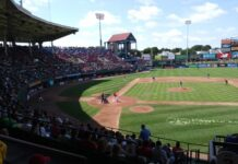MINOR LEAGUE BASEBALL announced Tuesday that the 2020 season has been canceled due to the COVID-19 pandemic. It also means that the final season of the Pawtucket Red Sox in Rhode Island will not take place. / PBN FILE PHOTO/MICHAEL MELLO