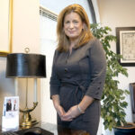 ESSENTIAL SERVICE: Attorney Amy Stratton, who focuses on estate planning and business succession, says clients have sought out the services of her law firm, Moonan, Stratton & Waldman LLP, in these times of uncertainty. / PBN FILE PHOTO/MICHAEL SALERNO