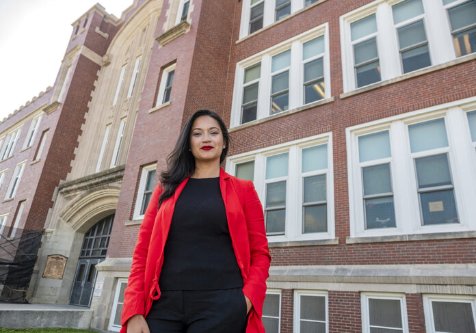 KNOWLEDGE HAS POWER: The Financial Literacy Youth Initiative founder Marcy Reyes says that learning how to manage money is a secret weapon more young people need. /  PBN FILE PHOTO/MICHAEL SALERNO