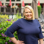 "HEAD OF THE CLASS: Rhode Island Hospitality Association Chief Operating Officer Heather Singleton helped the association increase the number of courses it offers, including developing ""Coaching for First-Time ­Managers."" / COURTESY RHODE ISLAND HOSPITALITY ASSOCIATION"