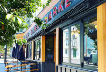 MAKING IT WORK: Chomp Kitchen & Drinks in Providence has had success since opening in June, in part because the menu lends itself to takeout and casual dining. / COURTESY CHOMP KITCHEN & DRINKS
