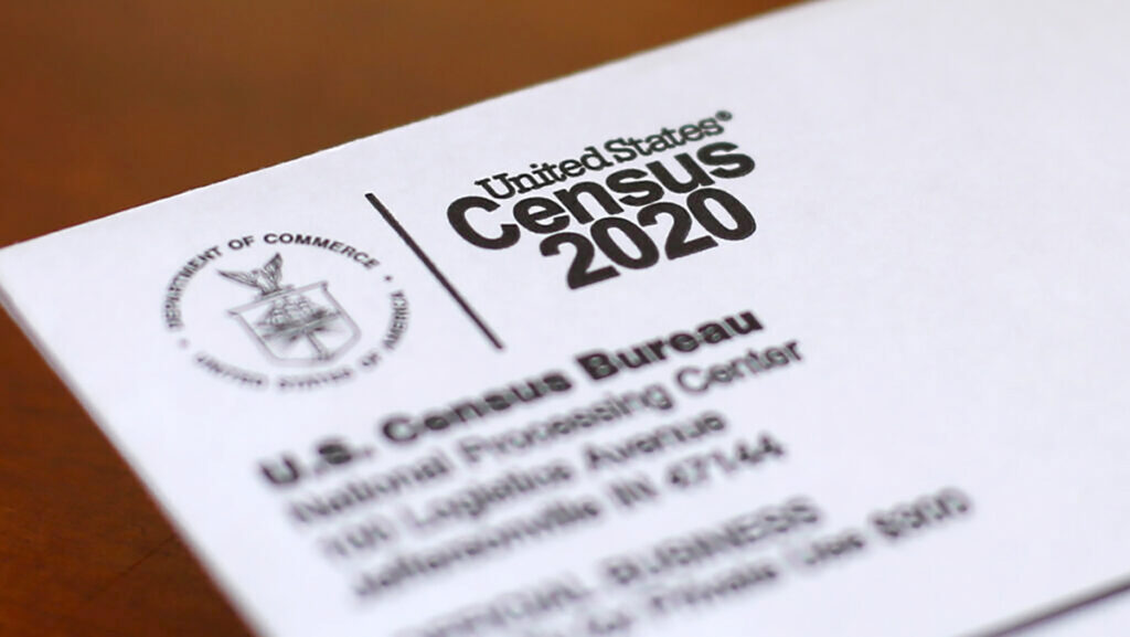 HIGH STAKES: The state could lose one of its two U.S. House seats if this year's census doesn't turn up enough residents to justify keeping both. / AP FILE PHOTO/PAUL SANCYA