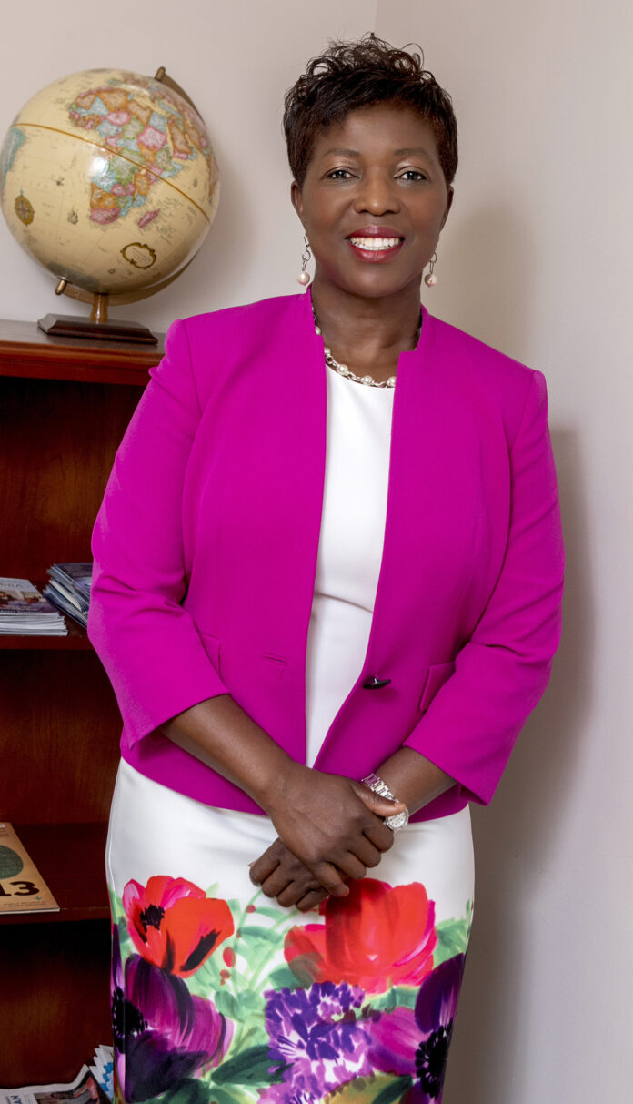 Lisa A. Ranglin is vice president – program manager at Providence-based Citizens Bank. She's also the founder, CEO and president of the nonprofit Rhode Island Black Business Association and its charitable arm, the Institute for Economic Empowerment and Development.  / PBN PHOTO/MICHAEL SALERNO