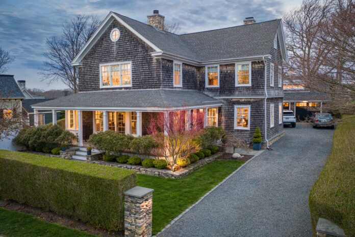 A SIX-BEDROOM at 6 Casey Court in Newport has sold for $2.95 million. / PHOTO COURTESY HOGAN ASSOCIATES.