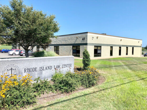 41 Sharpe Drive (1984)OWNER: Rhode Island Bar FoundationTENANT: Rhode Island Bar Association