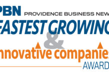 PROVIDENCE BUSINESS NEWS has announced its honorees for the 2020 Fastest Growing & Innovative Companies awards program.