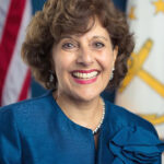 UP THE LADDER: R.I. Health Insurance Commissioner Marie L. Ganim worked multiple internships during college and became interested in public leadership, as well as developed a concern for individuals within the public sector. 